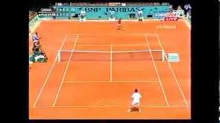 Cañas vs Puerta RG 2005 QF Highlights