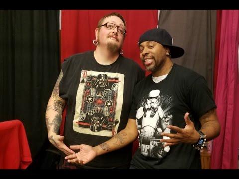 Casper Chose DJ Nyke's New Star Wars Tattoo