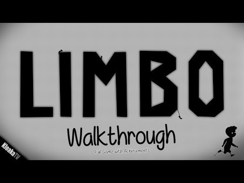 LIMBO - Full Game Walkthrough with Achievements