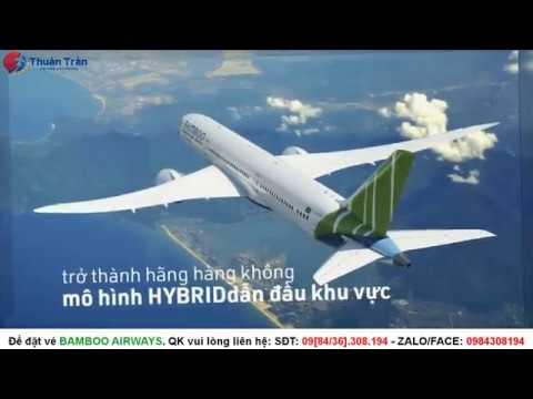 Vé máy bay Bamboo airways tháng 5 thêm chặng bay Hải Phòng chỉ 200k