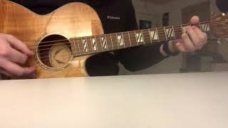 Anything But The Truth by Jack Johnson Guitar Cover