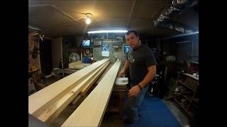 "King Size Platform Bed ""the Wood"" Video 1"