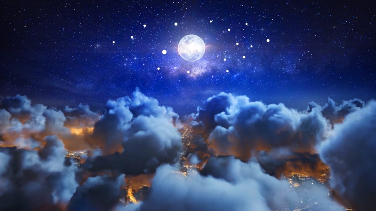 Deep Relaxation Sleep Music, Fall Asleep Faster, Beautiful Music for Sleeping & Insomnia