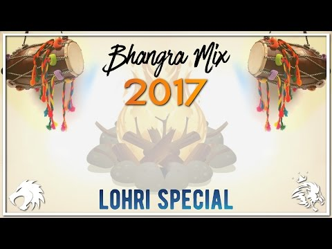 Non-Stop Bhangra Mix 2017 | Lohri Special | The Official GSP | Syco TM