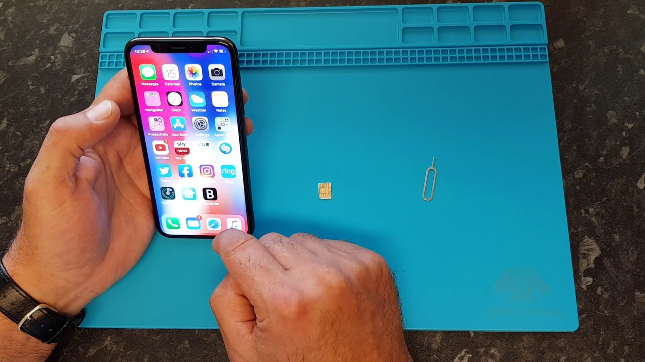 Instant iPhone Unlock SIM for ALL iPhones Latest iOS 2019 V3