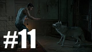 Until Dawn Gameplay Playthrough #11 - The White Wolf (PS4)