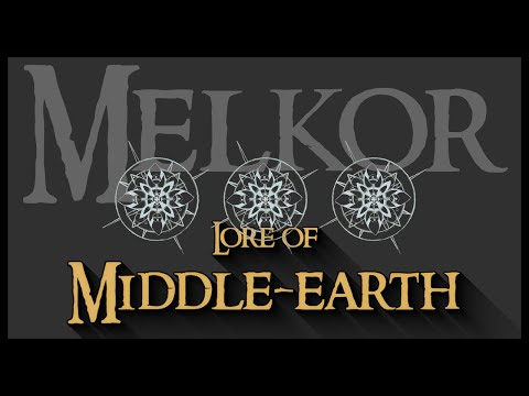 Lore of Middle-earth: The One Enemy; Melkor