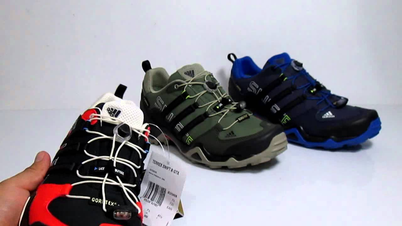 zapatilla adidas outdoor terrex swift r gtx