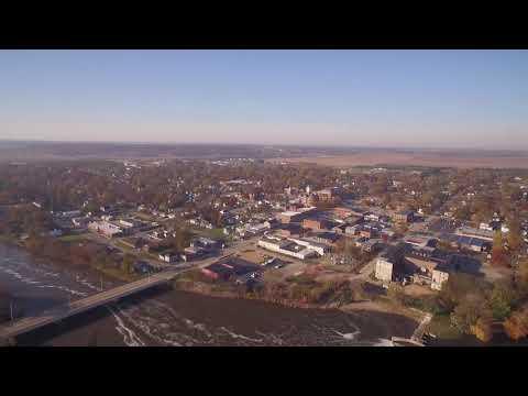 DJI P3P Video 175   Oregon Illinois
