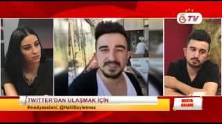 GSTV | Medya Aslanı'nda Nazlı Öztürk'ün Konuğu:Halil Söyletmez