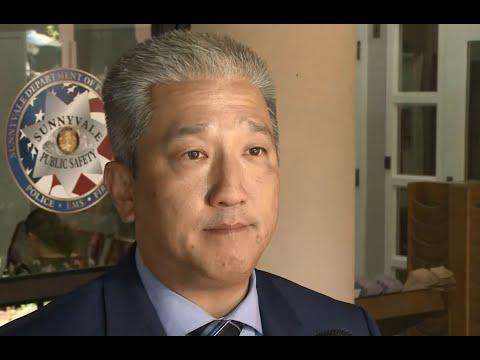 SUNNYVALE CRASH: Chief of the Sunnyvale Department of Public Safety Jim Choi On Sunnyvale Crash
