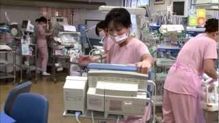 出産時にトラブルにあったり、早産で生まれる赤ちゃんとお母さんを救う...