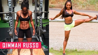 Qimmah Russo Beach Body Workout for Women | Fitness Babes | Diamond92