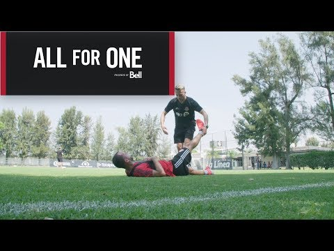 All For One: Moments - Marcelo in Mexico presented by Bell