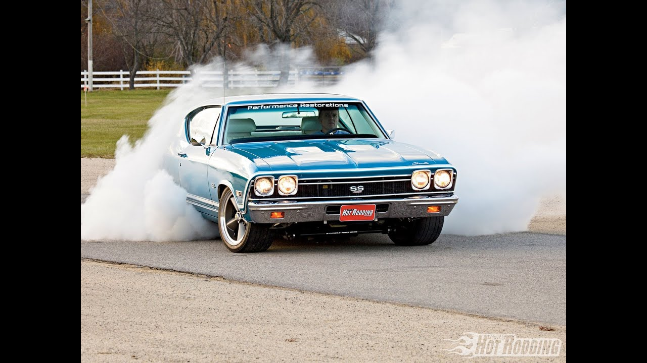BEST Muscle cars burnouts #2 ( PURE SOUND ) Hot - YouTube