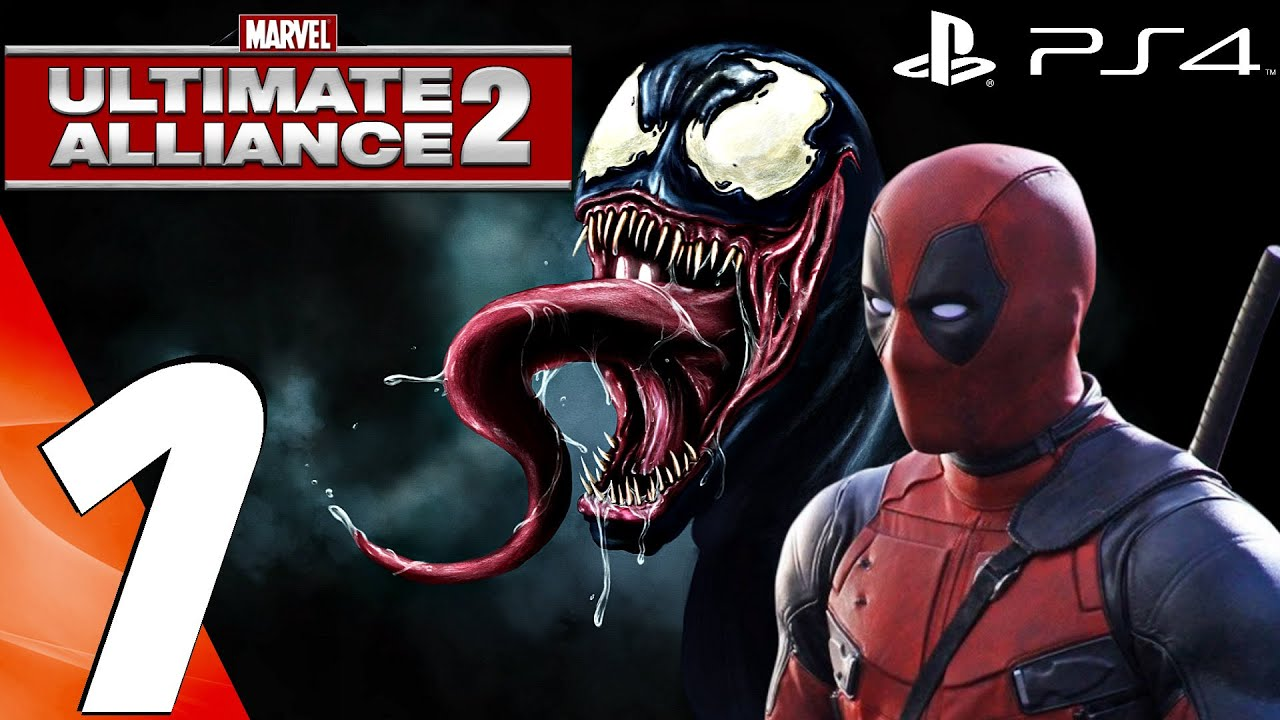 Прохождение marvel ultimate alliance bundle 2016