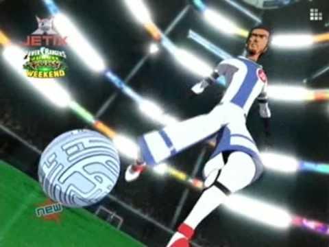 Galactik football rocket goals youtube - Saison 4 galactik football ...