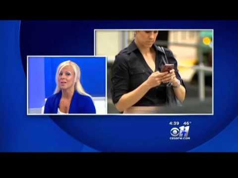Katie Greer on CBS DFW, January 2014
