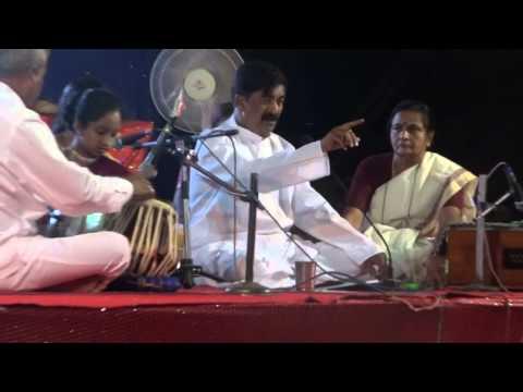 Bhakta Raj maharaj indore_ Bhajan by Mr. Deepak Garud