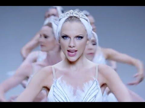 taylor swift shake it off ballerina makeup tutorial