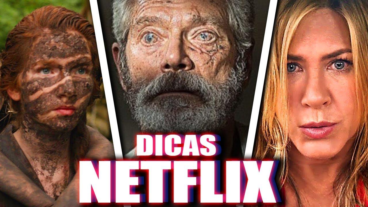 4 FILMES NA NETFLIX IMPERDÍVEIS PRA VOCÊ ASSISTIR AGORA!