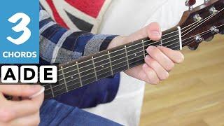 johnny b goode easy beginner guitar lesson easy 3 chord song 10
