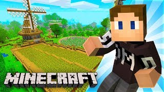 WE CREATED A FARM! (Minecraft #5)