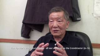 (0.12 MB) An interview with GM Ip Man's son by Sifu Sergio Mp3