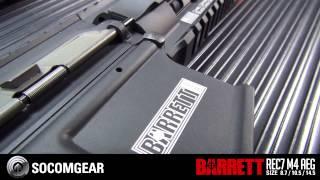 """SOCOM Barrett REC7 M4 AEG 8.7"""" / 10.5"""" / 14.5"""