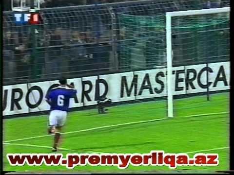 France - Azerbaijan - 10:0 (06.09.1995)