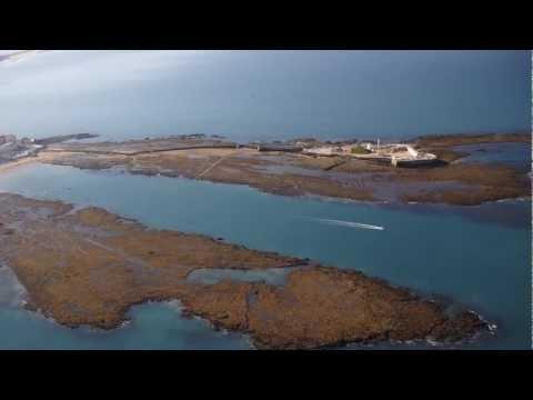 Parque Natural Bahía de Cádiz. Paisaje cambiante al ritmo de las mareas.