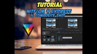 Tutorial HIT FILM  Express -Composite Shot- ArmaDisk ITA