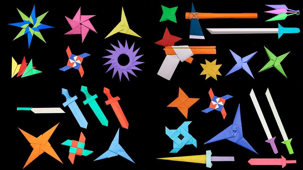 Origami Ninja Star : 4 Steps - Instructables | 720x1280