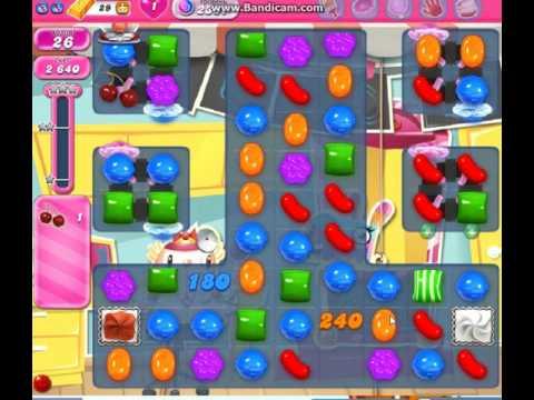Candy Crush Saga Level 2367