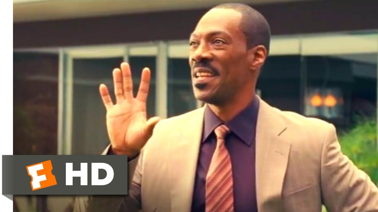 A Thousand Words (2012) - Baby Back Ribs Scene (2/10) | Movieclips