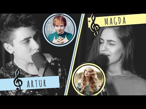 Artur Sikorski & Magda Bereda 🎶 Everything has changed (Ed Sheeran & Taylor Swift)