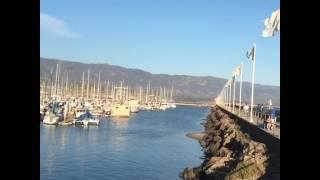 Beautiful Santa Barbara Harbor