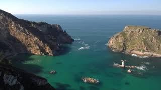PLAYA DE LA FRANCA | Asturias desde el aire