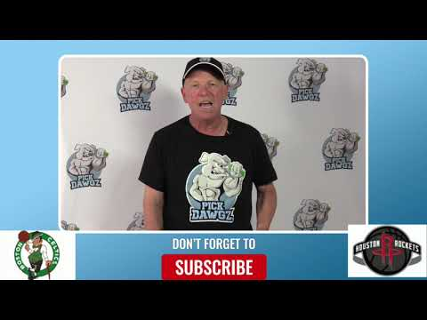 Boston Celtics vs Houston Rockets 7/28/20 Free NBA Pick and Prediction NBA Betting Tips