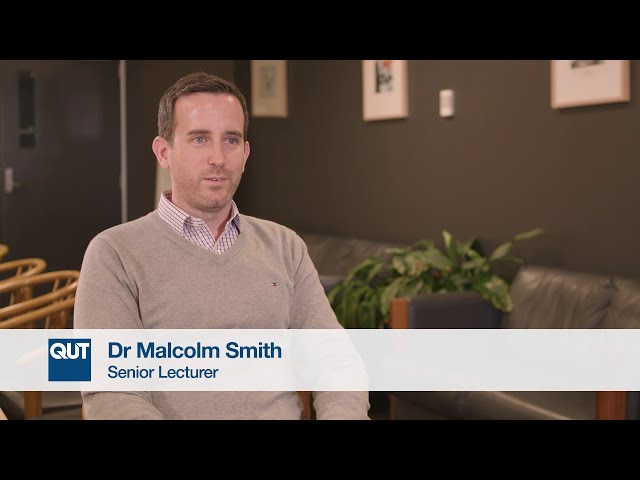 QUT Law - Dr Malcolm Smith