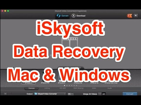 Top 6 Alternatives To Iskysoft Data Recovery For Mac