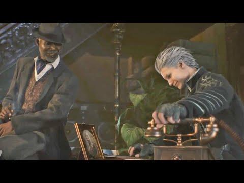 Devil May Cry 5 - Vergil Runs The Devil May Cry Shop (DMC5 2019) - MOD thumbnail