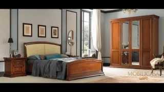 Классическая итальянская спальня Palazzo Ducale фабрики PRAMA (вишня)(Классическая итальянская спальня Palazzo Ducale фабрики PRAMA (вишня/шпон вишни) в салоне элитной европейской мебел..., 2015-07-13T20:48:15.000Z)