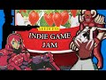 watch he video of Indie Game Jam #2 - Kiai Resonance, Duel 42, Redshift Blueshift, Soul Harvest