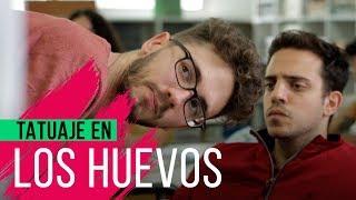 TATUAJE EN LOS HUEVOS | Hecatombe!