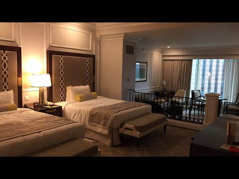 THE VENETIAN HOTEL MACAU: Suite Room Tour