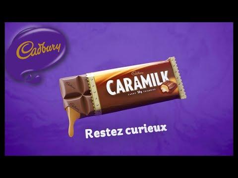 Restez Curieux (1) - Cadbury Caramilk - Canada (15s)