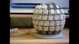 Очень странные клавиатуры
