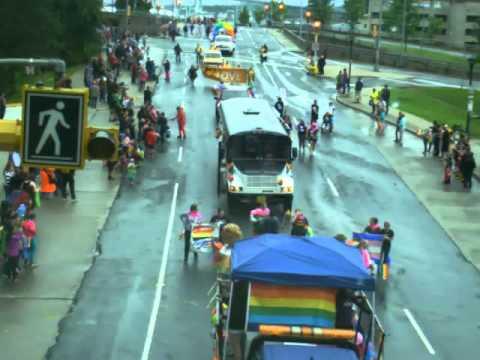 Gay Pride Parade Halifax 2015