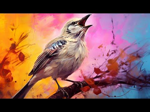 Mockingbird Singing All Night Long